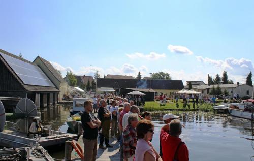 Hofblick Fischerfest