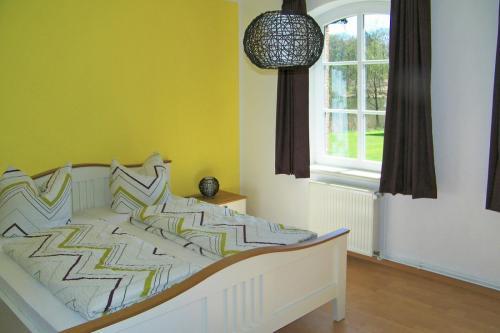 Schlafzimmer I Gr. Fischerwohnung